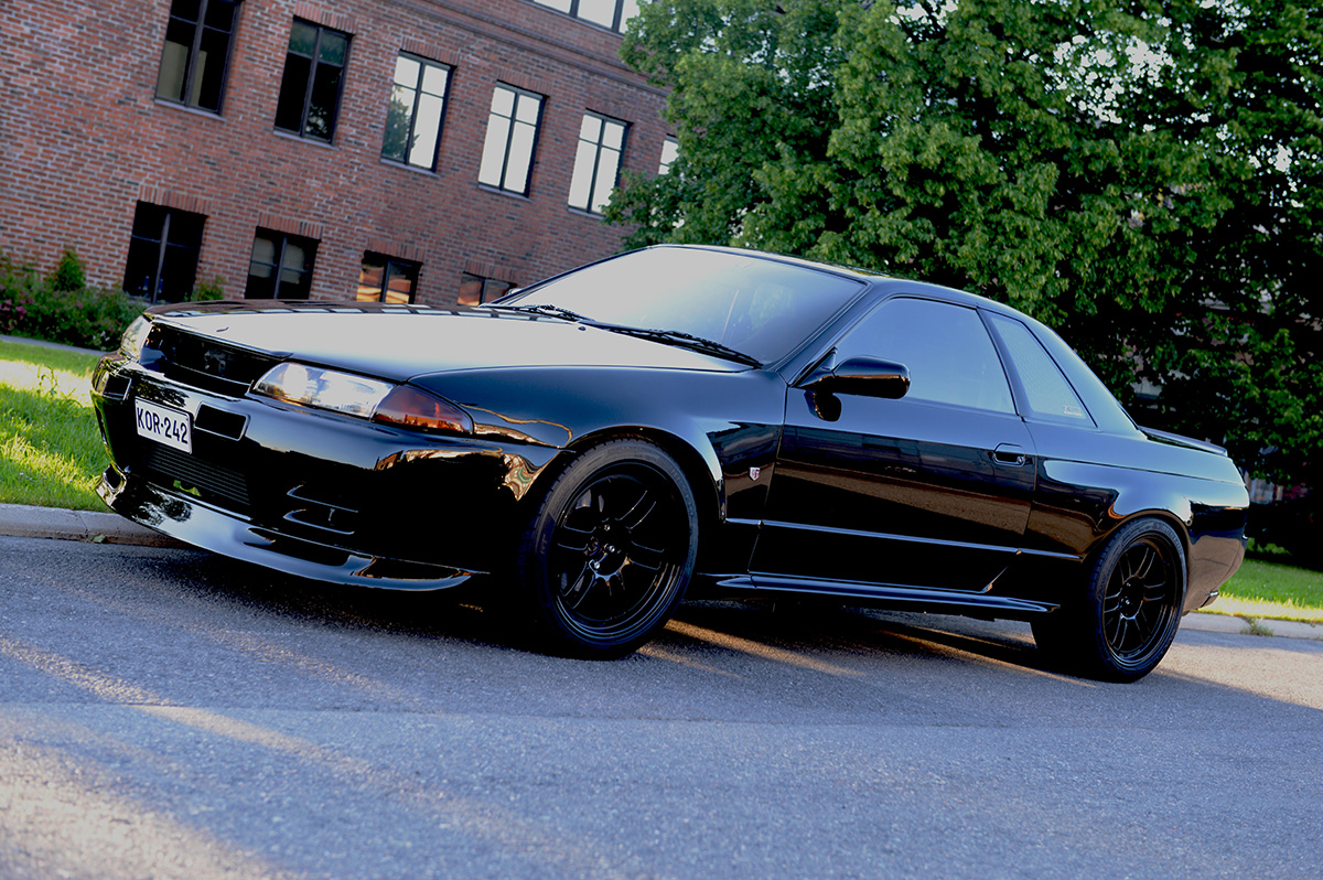 carbon godzilla widebody r32 gt r for sale gt r register nissan skyline and gt r drivers. Black Bedroom Furniture Sets. Home Design Ideas